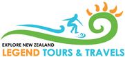New Zealand Tours, Tours in New Zealand At Legend Tours New Zealand